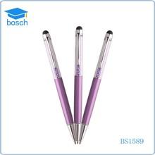 China gift items advertising ball pen, Custom crystal pen