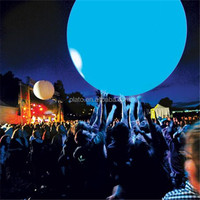 inflatable concert balloon/giant ball for throwing by audience