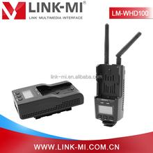 LINK-MI Broadcast 100m 1080P 3D Wireless HDMI Video Camera Transmitter Receiver WHDI