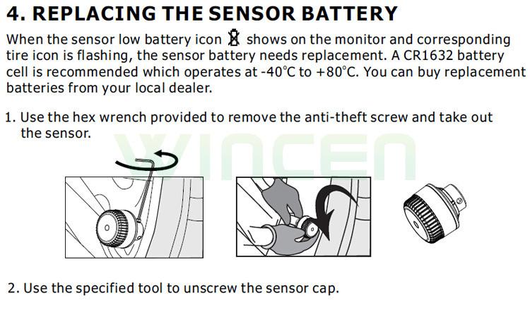 installing of external sensor (2)
