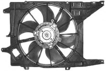DACIA LOGAN Fan radiator 6001548527 8200765566