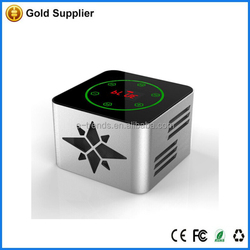 2015 hottest subwoofer mini wireless mp3 speaker with NFC function and touch screen