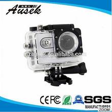 2.7K Ambarella A7LA50 Sport cam 1080p fhd action camera waterproof 60m