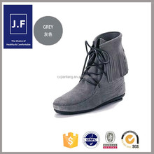 2015 fashion warm hot sale half snow boots girl and animals sex for women
