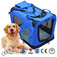 [Grace Pet] Portable Pet Crate Indoor/Outdoor Dog Home/Carrier