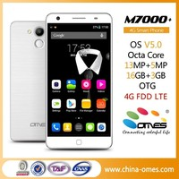 best selling cell phones M7000+ fingerprint lock 5.5 inch FHD IPS 3GB Ram Android 5.0 Lollipop telefonos celulares