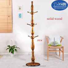 Hot sale wooden suit valet stand (108#)