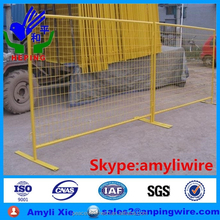 Outdoor retractable temporary fencing for constrction site fence from China big supplier