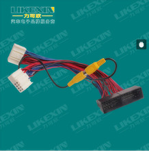 various type 6.35mm plug to 2 rca male cable in guangzhou