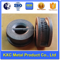 Cast part for check valve body OEM Alibaba China