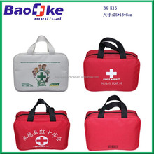 OEM Factory First Aid Kit Bag/ Customized Portable Medical Gift First Aid Kit / Travel Emergency First Aid Bag Survival Kit