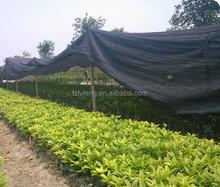 black sunshade netting for greenhouse (high UV treated )