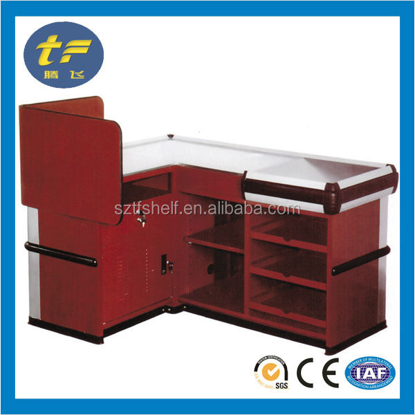 Checkout Counter For Sale Hot Sale Used Checkout Counter