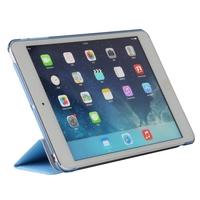 2015 New&Hot Smart Cover Case For iPad mini 1/2/ 3 Retina wake-up sleep fashion color for ipad mini case 2pcs/lot