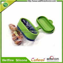 Food grade Seeds Nuts Storage Box top quality silicone food container