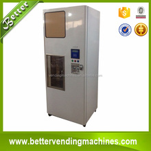 Hot sales coin operated mini water vending / selling machine