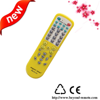 programmable ir sat universal remote control without setup with nenu function