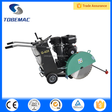 TOBEMAC Q420 walk behind concrete groove cutter with CE SGS ISO9001 certificate