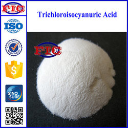 White tablets, granular Trichloroisocyanuric acid,TCCA price