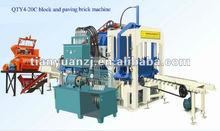 QTY 4-20C used brick making machine for sale