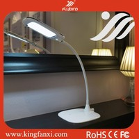 Touch led cordless restaurant table lamp