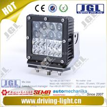 12V24V cree led driving headlight ,60w waterproof off road led work light,long life time