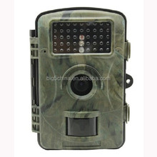 2.4 inch LCD 12MP Waterproof IR Night Vision Hunting / Trail / Security Camera with Wide angle 1080P video