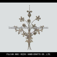 metal tree wall sculpture for home decoration
