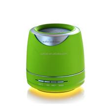 Ultra Portable Wireless Bluetooth Speaker, CSR 4.0 Chipset, 1 Year Warranty, Enhanced Bass Resonator, Powerful High-Def Sound