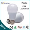 low cost 3W 5W 7W 9W E27 dimmable led bulb lights 3years warranty