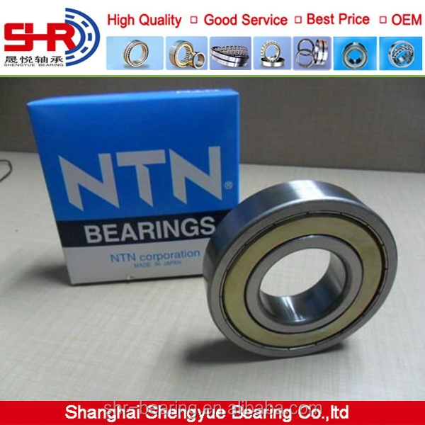 6203Z//ZZ Electric Motor Quality Made in Japan Precision Ball Bearing