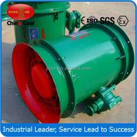 motor fan (ybt series explosionproof) industrial axial flow ventilation fan