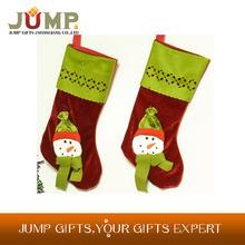 Top quality Christmas stockings, cheapest felt christmas stocking for Europe market