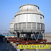 FRP Cooling Tower With Air Water Mist Cooling System