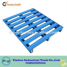 high quality steel metal pallet of any size on hot sale
