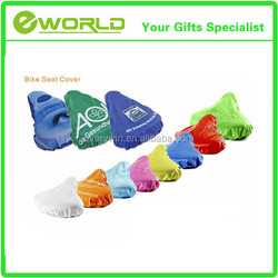 Promotional Customzied Waterproof PVC Bicycle Saddle Seat Cover