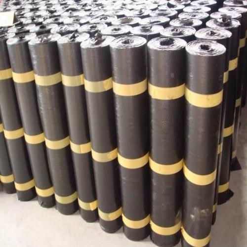 Self Sealing Membrane Roof : Self adhesive bitumen waterproof membrane roof