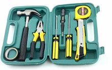 9 Pcs Car Repair Kit Car Emergency Kit Set Auto Supplies Household Tool Set