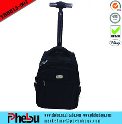 1680D nylon travel trolley backpack(TROB15-007)