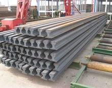largest U71Mn/45Mn /50Mn/U75V iron profile supplier ,rail in best price