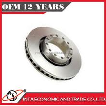 High Quality hot-sale brake disc VOLVO270739 /OEM professional manufacturer brake rotor for