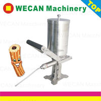 Best sales churros filling machine/churrera maker/food processing machinery
