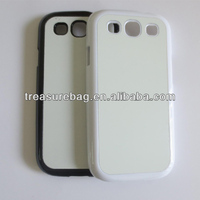 Sublimation cover for cell phone case for samsung S3