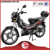 SX110-6A New Good Quality 50CC Automatic Motorcycle