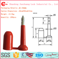 The ISO Bolt High Security Steel seal