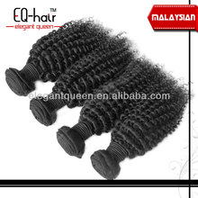 Afro kinky curly Hair Weave/100% virgin malaysian human hair