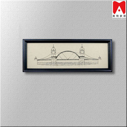 Decorative Canvas Wall Decor Frame Poster Diamond Gift Wrapping Paper Picture Photo Frame