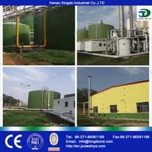 Food Waste Biogas Digester, Biogas Fermentation Tank for Industrial use