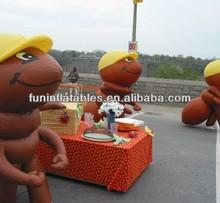 Outdoor giant Inflatable Ballon for Advertisement/ advertising balloon