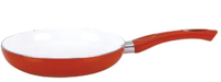 Ceramic Fry Pan 18 20 22 24 26 28 30 cm Non Stick Coating full indcution pressed Aluminium Frying pan